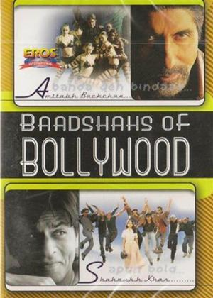 Rent Baadshahs of Bollywood Online DVD Rental