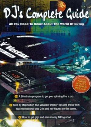 Rent DJ's Complete Guide Online DVD Rental