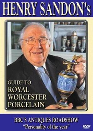 Rent Henry Sandon's Guide to Royal Worcester Porcelain Online DVD Rental