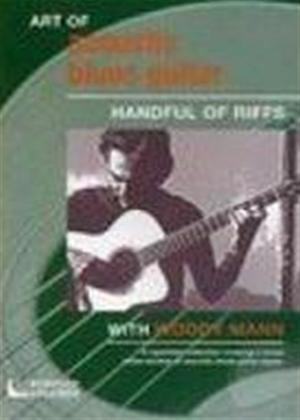Rent Woody Mann: Handful of Riffs Online DVD Rental