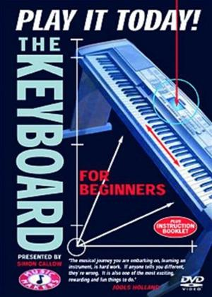 Rent Beckmann: Keyboards for Beginners Online DVD Rental
