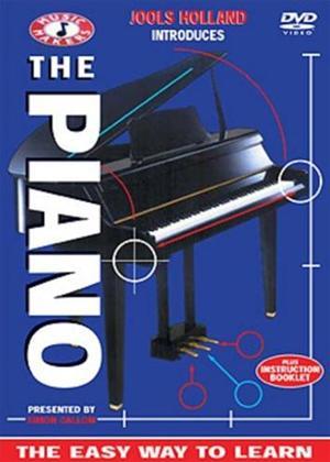 Rent Beckmann: Piano for Beginners Online DVD Rental