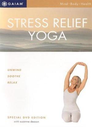 Rent Stress Relief Yoga Online DVD Rental