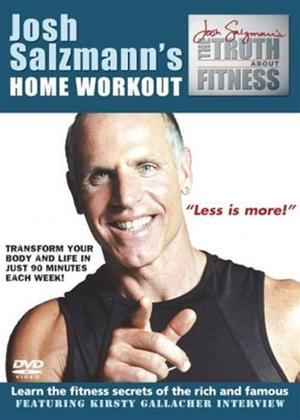 Rent Josh Salzmann's Home Workout Online DVD Rental