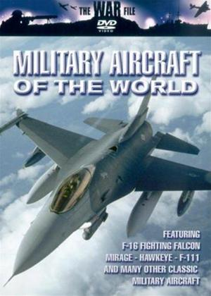 Rent Military Aircraft of the World - F-16 Fighting Falcon / Mirage / Hawkeye / F-111 Online DVD Rental