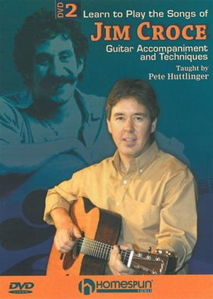Rent Learn to Play the Songs of Jim Croce: Vol.2 Online DVD Rental