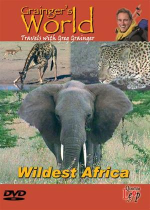 Rent Wildest Africa Online DVD Rental