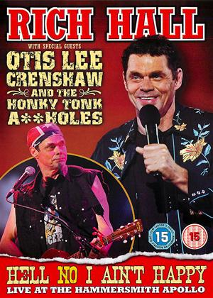 Rent Rich Hall and Otis Lee Crenshaw Live 2009 Online DVD Rental