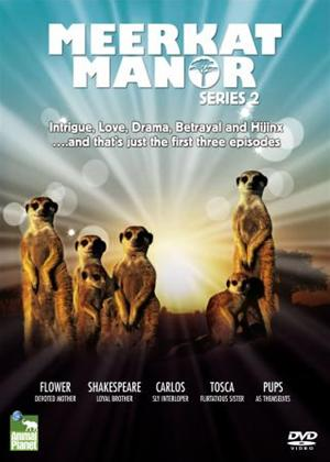 Rent Meerkat Manor: Series 2 Online DVD Rental