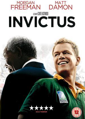 Invictus Online DVD Rental