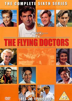 Rent The Flying Doctors: Series 6 Online DVD Rental
