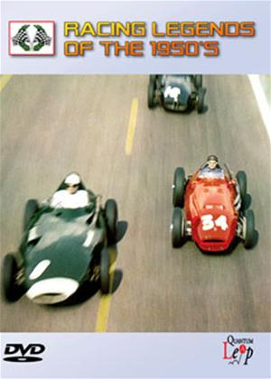 Rent Racing Legends of the 1950's Online DVD Rental