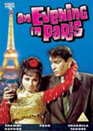 Rent An Evening in Paris Online DVD Rental