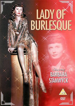 Rent Lady of Burlesque Online DVD & Blu-ray Rental