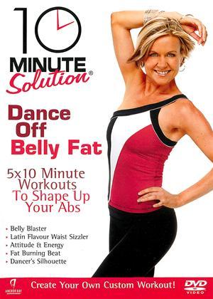 Rent 10 Minute Solution: Dance Off Belly Fat Online DVD Rental