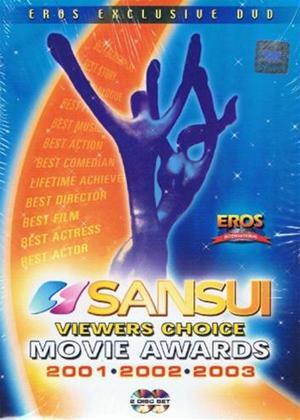 Rent Sansui Viewer Choice Movie Awards: 2001-2002-2003 Online DVD Rental
