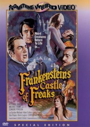 Rent Frankenstein's Castle of Freaks Online DVD Rental