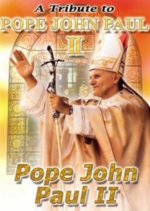 Rent Pope John Paul II: A Tribute Online DVD Rental