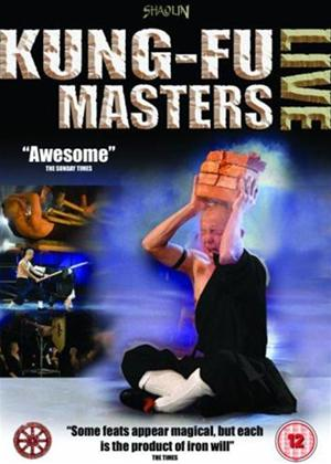Rent Shaolin Kung Fu Masters: Live Online DVD Rental
