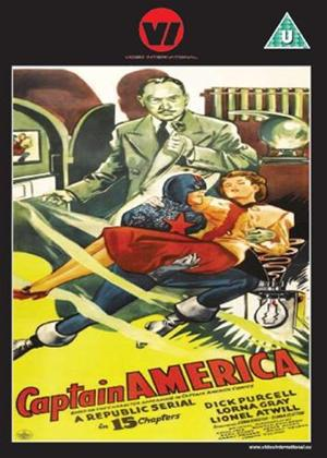 Rent Captain America: The Serial: Vol.3 Online DVD Rental