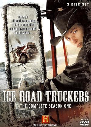 Rent Ice Road Truckers: Series 1 Online DVD Rental