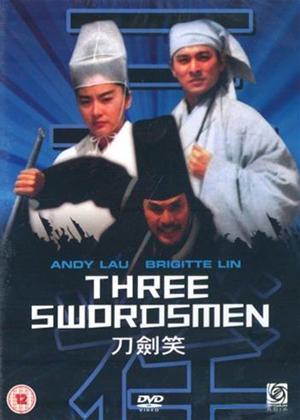 Rent The Three Swordsmen Online DVD Rental