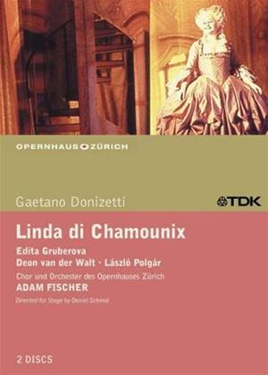 Rent Donizetti: Linda Di Chamounix Online DVD Rental