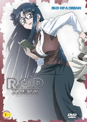 Rent R.O.D. TV Series: Vol.6 Online DVD Rental