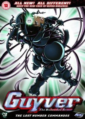 Rent Guyver: The Bioboosted Armour: Vol.3 Online DVD Rental
