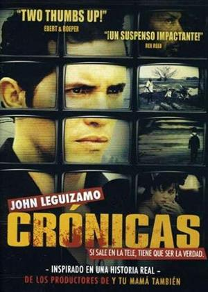 Rent Chronicles (aka Cronicas) Online DVD Rental