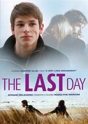 Rent The Last Day (aka Le dernier jour) Online DVD Rental