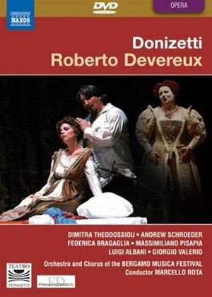 Rent Donizetti: Roberto Devereux: Teatro Donizetti Bergamo Online DVD Rental