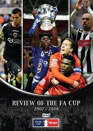 Rent F.A.Cup Final 2007/2008 Review Online DVD & Blu-ray Rental