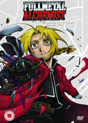 Rent Fullmetal Alchemist 7 Online DVD Rental