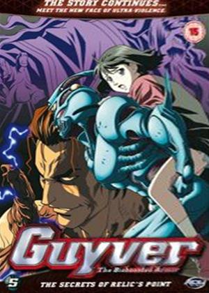 Rent Guyver: The Bioboosted Armour: Vol.5 Online DVD Rental