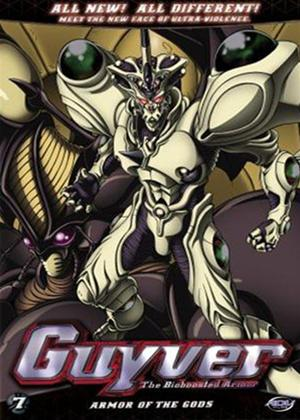 Rent Guyver: The Bioboosted Armour: Vol.7 Online DVD Rental