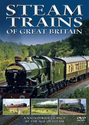 Rent Steam Trains of Great Britain Online DVD Rental