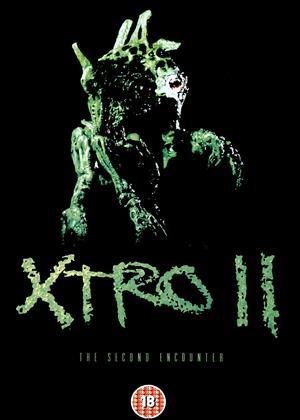 Rent XTRO 2: The Second Encounter Online DVD Rental