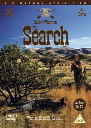 Rent Cimarron Strip: The Search Online DVD Rental