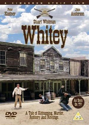 Rent Cimarron Strip: Whitey Online DVD Rental