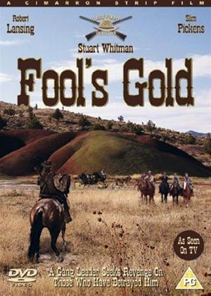Rent Cimarron Strip: Fools Gold Online DVD Rental