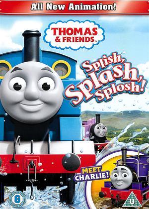 Rent Thomas and Friends: Splish, Splash, Splosh! Online DVD Rental