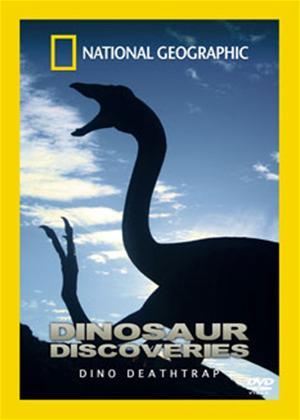 Rent Dinosaurs Discoveries: Dino Deathtrap Online DVD Rental