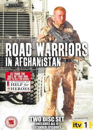 Rent Road Warriors in Afghanistan Online DVD Rental