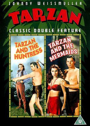 Rent Tarzan and the Huntress/ Tarzan and the Mermaids Online DVD Rental