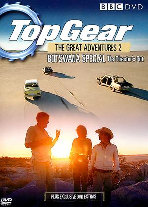 Top Gear: Great Adventures 2: Botswana Special Online DVD Rental