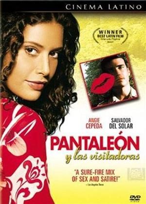 Rent Captain Pantoja and the Special Services (aka Pantaleon y las visitadoras) Online DVD Rental