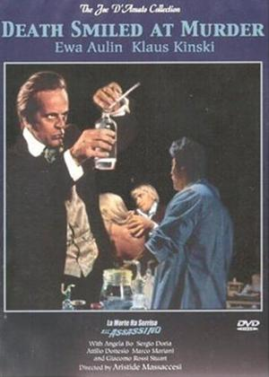Rent Death Smiled at Murder (aka La Morte ha sorriso all'assassino) Online DVD Rental