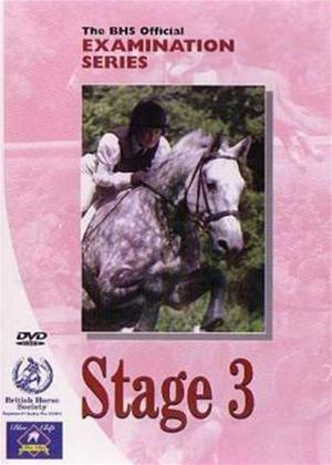 Rent BHS Official Examination Series: Stage 3 Online DVD Rental
