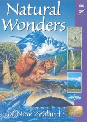 Rent Natural Wonders of New Zealand Online DVD Rental
